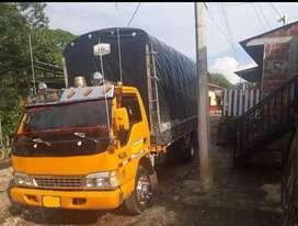 Vendo o permuto camión JAC mod. 2007