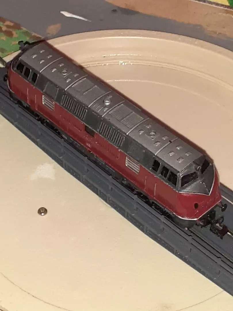 Locomotora arnold escala N 0