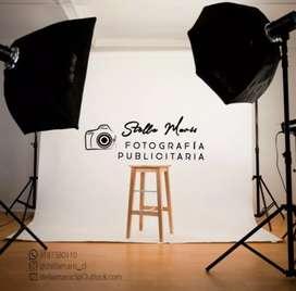 Fotografía publicitaria y de producto