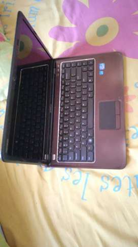 Vendo laptop Dell i5