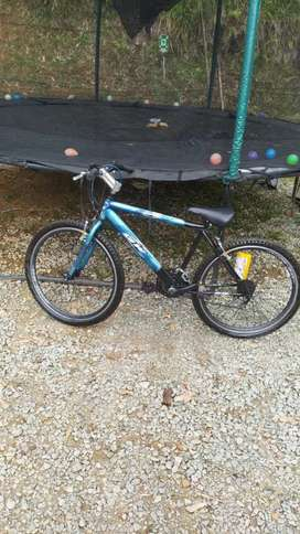 Vendo bicicleta todoterreno