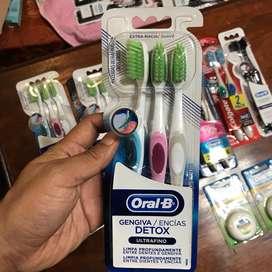 Cepillo dental Oral B detox