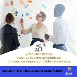 ASESORÍA ACADÉMICA AYUDAS UNAD APOYO en cursos, TRABAJOS, guias, talleres, quiz POLIGRAN, UNIMINUTO