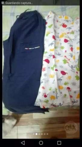 Se vende uniformes talla XL