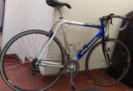 Bicicleta Olmo Design De Aluminium