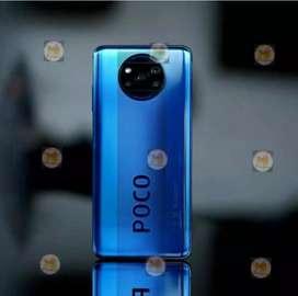 POCO x3   64 GB - 6 Ram incluye vidrio ceramico