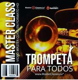 clases de canto, trompeta  y violin