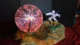 Bola Plasma Para Dioramas o Decoración