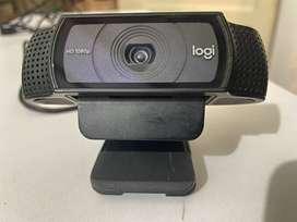 Camara Logi Tech C920 1080p