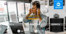 Clases online Matemáticas IB, Biología, Química IB, Física,Geometría, Bachillerato Internacional IB, Asesoría