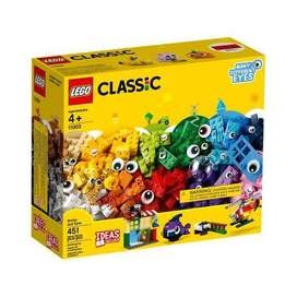Juego LEGO LADRILLOS Y OJOS