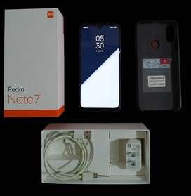 Xiaomi Note 7 (48 Mpx) Dual Sim 64 Gb Neptune Blue 4 Gb Ram