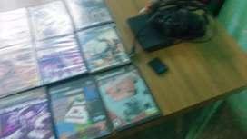 Vendo video juego play 2