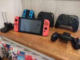 Nintendo Switch – lista para 6 personas