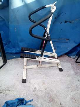 Escalador hidraulico en lomas