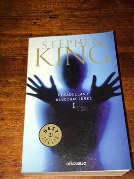 Pesadillas y Alucinaciones I de Stephen King