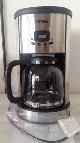Cafetera Atma  Nueva MODELO CA8181E