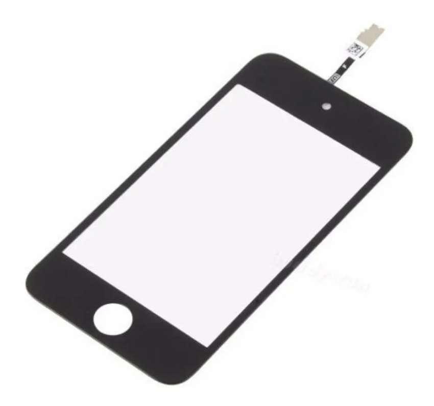 Digitalizador Touch Screen Para iPod Touch 4g Negro Impormel