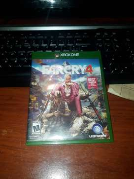 Far Cry 4 Para Xbox One VENDO O CAMBIO