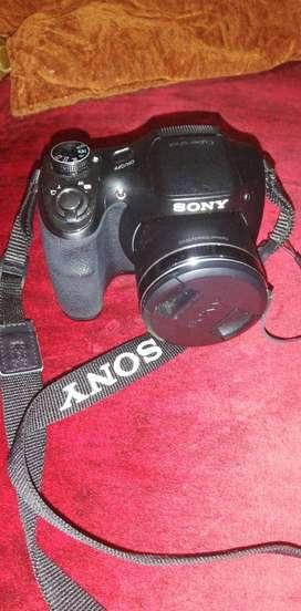 Cámara Sony Cyber-shot Dsc-h300 20.1 Mpx Zoom 35x