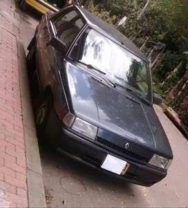 Vendo Renault 9 placa impar (1) funcionando con papeles al día