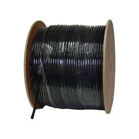Bobina Cable Coaxil Rg6 con Portante X 305m