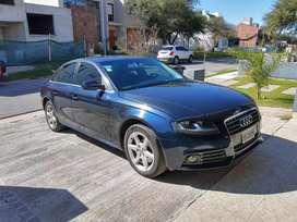 Vendo Audi A4. Impecable.
