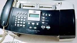 Impresora scanner marca HP modelo 2016