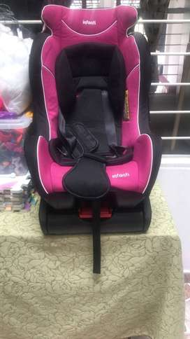 venta de silla para carro niña
