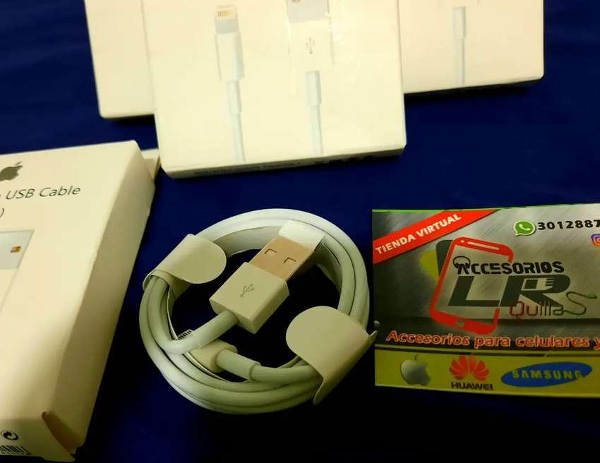 Cable para iphone original 0