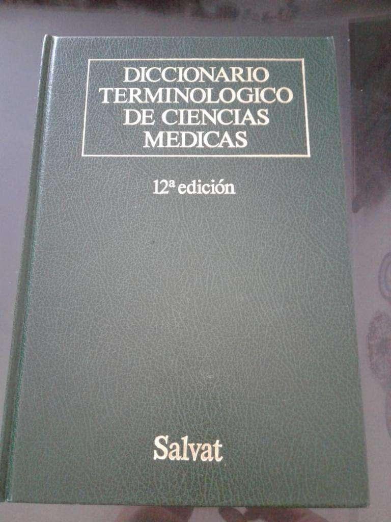 Diccionario Terminologico de Ciencias Mé 0