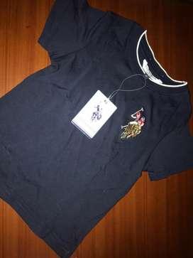 Camiseta de niño marca Polo talla 2 años