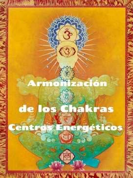 Alineación Y Reprogramación de Chakras