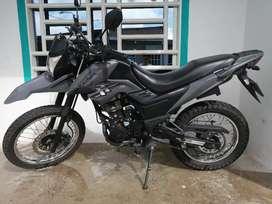 Vendo moto TTR 125