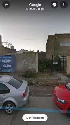 Dueño vende terreno calle Viamonte