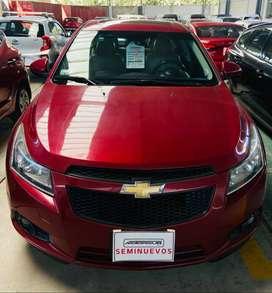 VENDO CHEVROLET CRUZE AÑO 2012, VERSION 1.6cc LS-AT FULL, 169,000 KM RECORRIDO,PRECIO INFARTO