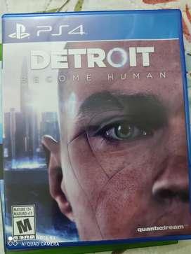 Videojuego Detroit PS4