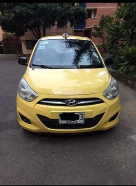 Taxi hyundai i10 excelente estado