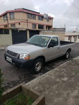 Nissan Frontier 2014 2.4L Gasolina