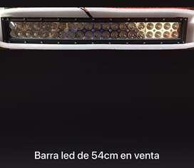 Barra led de 54 cm 120 watt
