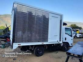 Fabricamos furgones