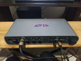 Interfaz de audio - Avid Mbox pro 3.