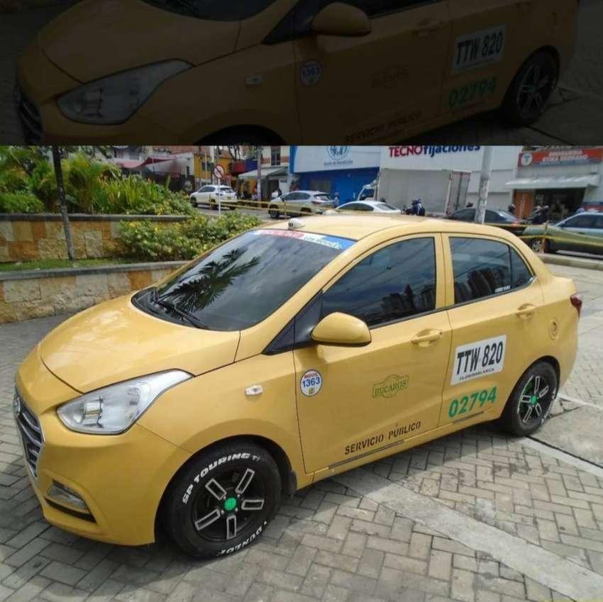 Venta de taxi en Bucaramaga 0