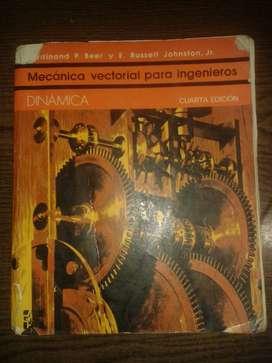 Mecánica Vectorial para Ingenieros (DINÁMICA)