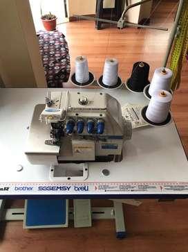 Estoy ofreciendo servicio de costuras cuento con maquinas industriales