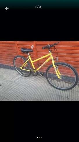 bicicleta R 24 EN LANUS