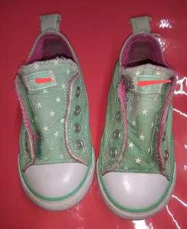 Zapatillas Converse originales abrojo 22