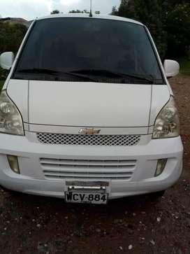 Camioneta afiliada a viajeros s.a todo al día