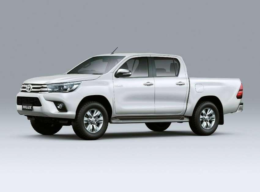 Toyota Hilux 4X4 D/C 1GD SR