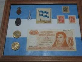Cuadrito Colecciones Argentinas